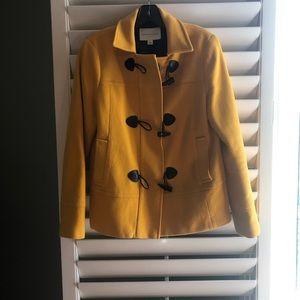Jackets & Blazers - Yellow Banana Republic pea coat